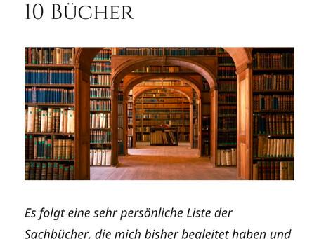 Gunnars BuchClub 2: Die Leseliste!