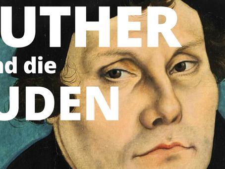 War Luther Antisemit? – Gespräch mit Dietz Bering (TEIL 1)