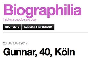 Gunnar Kaiser Schriftsteller Köln Melanie Raabe Interview