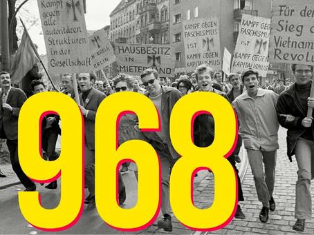 1968 – Untergang des Abendlandes oder notwendige Revolution? Dietz Bering im Gespräch