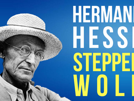 Hermann Hesse: Der Steppenwolf
