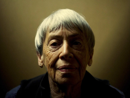 Geschichten erzählen – Ursula K. Le Guin