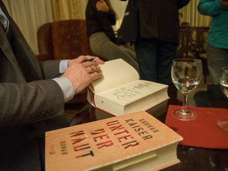 Unter der Haut – Lesung in Berlin (Fotos)