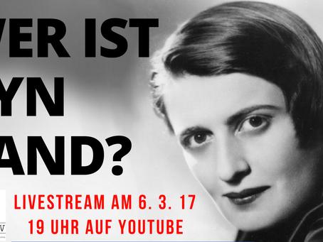 Wer ist Ayn Rand?