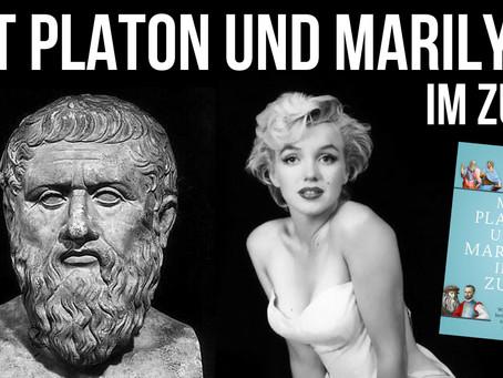 Mit Platon und Marilyn im Zug – Helge Hesse im Gespräch