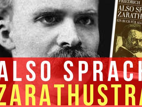 Wer war Nietzsches Zarathustra?