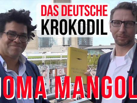 """Ijoma Mangold und """"das deutsche Krokodil"""""""