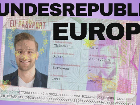 Bundesrepublik Europa? – Robin Thiedmann im Gespräch