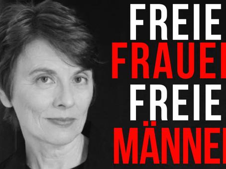 Camille Paglia: Free Women, Free Men