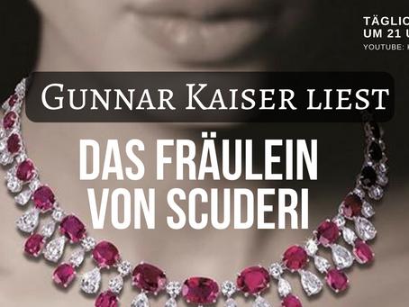 Heute LIVE: Das Fräulein von Scuderi
