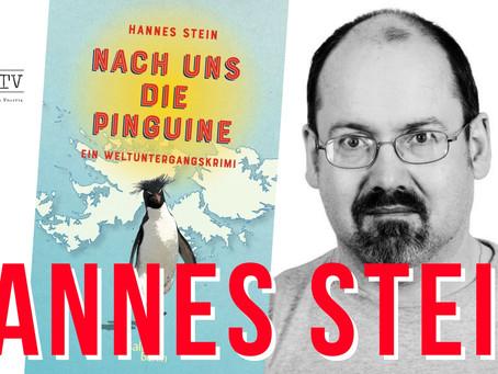 Hannes Stein: Nach uns die Pinguine