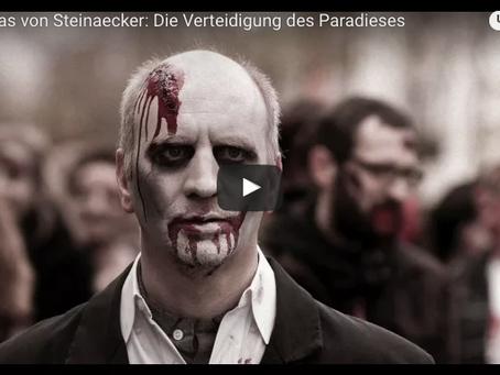 Thomas von Steinaecker: Die Verteidigung des Paradieses. Podcast #4