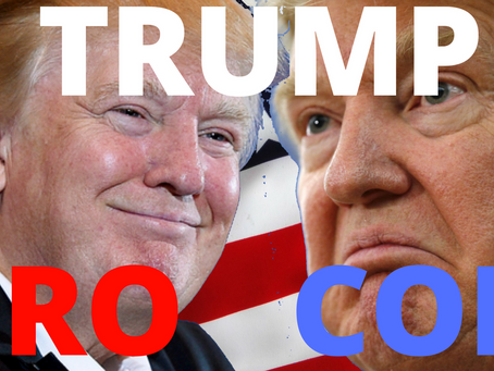 President Trump – Pro & Contra