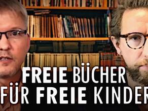Freie Bücher für freie Kinder. Die Tuttle Zwillinge – Enno Samp im Gespräch