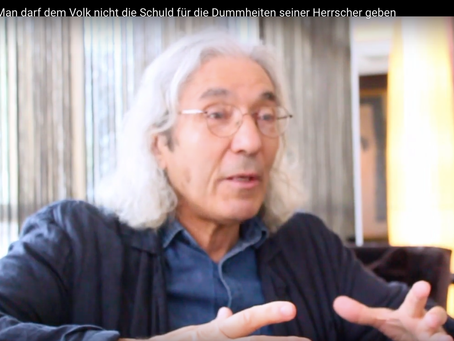 Interview avec Boualem Sansal (en langue française)
