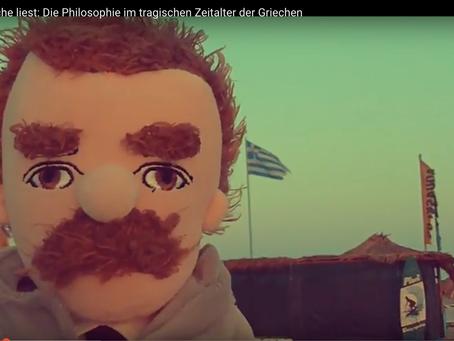Nietzsche und die Griechen