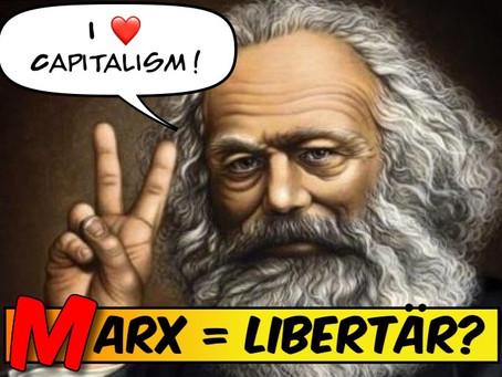 War Marx ein Libertärer? – Stefan Blankertz im Gespräch