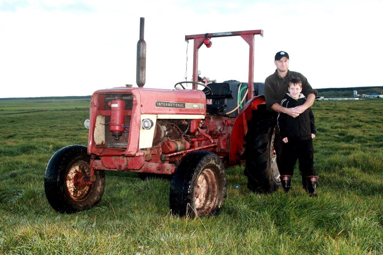 Millennium Farming - Stu Taylor