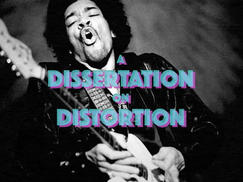 Distortion Accidentally Made Music What It Is Today