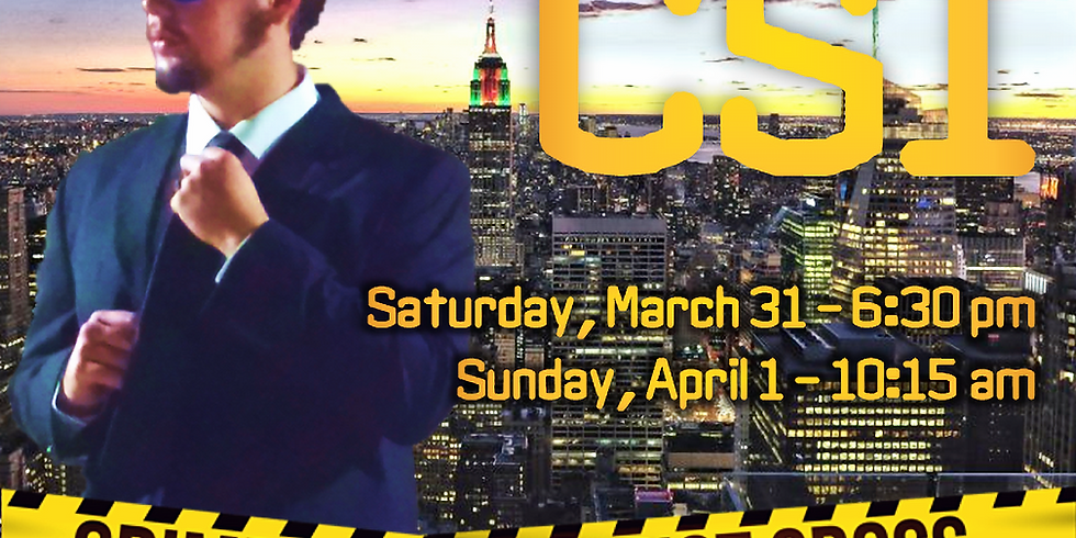 CSI Easter Drama