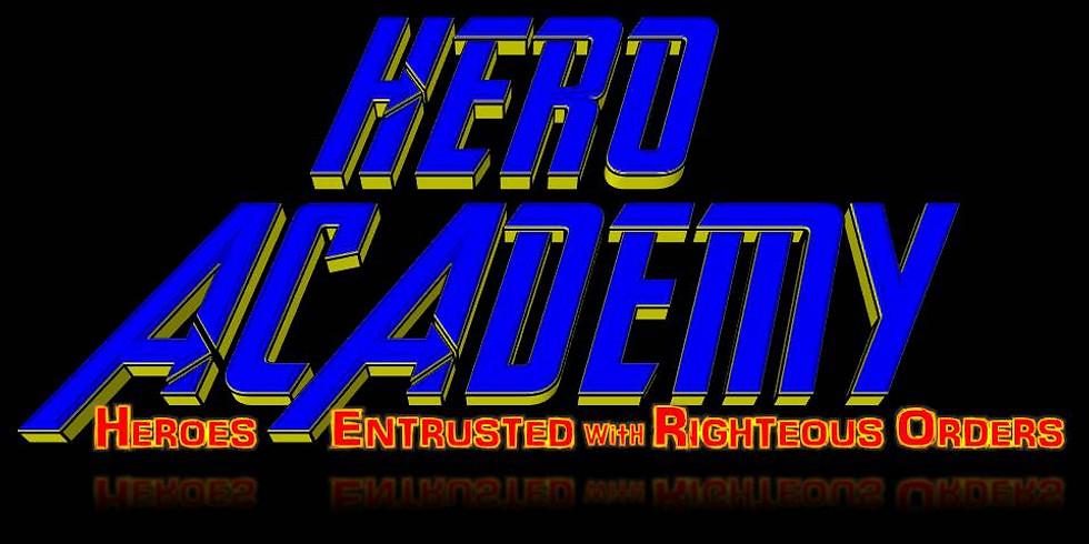 Vacation Bible School: Hero Academy