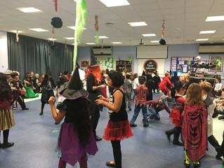 Halloween Disco Oct 2017