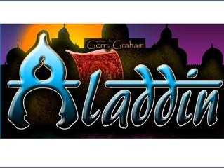JFG Pantomime - Aladdin
