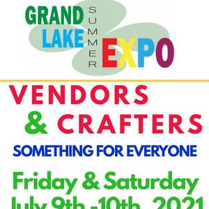 July 9-10th: Grand Lake Summer Expo