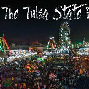 September 30-October 11th: Tulsa State Fair