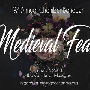 June 3rd: Chamber Banquet Medieval Feast