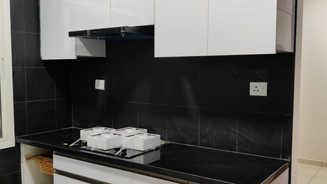 Sobha Dream Acres Apartment Kitchen