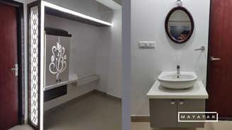 Aristocracy  apartment Pooja Unit 02