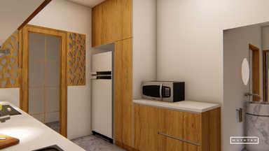 Gitanjali's Aristocracy - Kitchen