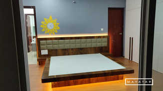 Aristocracy  apartment Master Bedroom