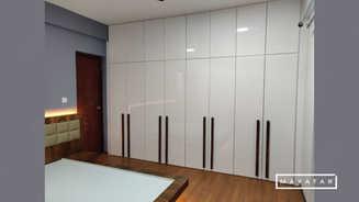 Aristocracy  apartment Master Bedroom 02