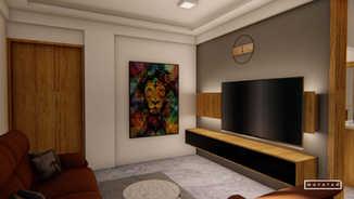 Gitanjali's Aristocracy - Living Room