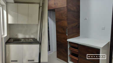 Aristocracy  apartment Kitchen 04
