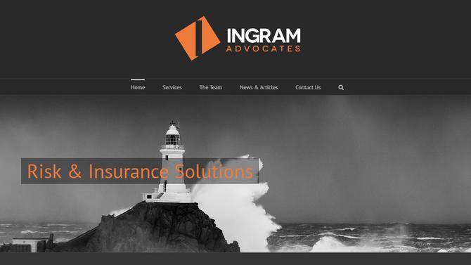 Ingram Advocates Sponsorship