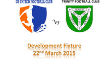 Development Fixture - Trinity Football Club Mini's