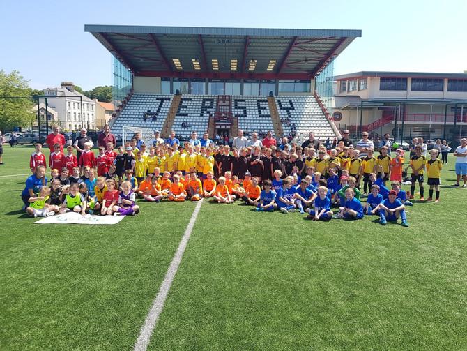 U12 Squad  - JFA Round Robin Event