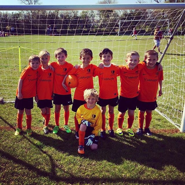 GS United Year 5 vs St Peters FC Year 5