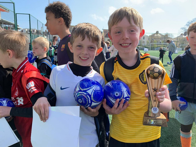 Squad - Jersey FA Year 5 Round Robin