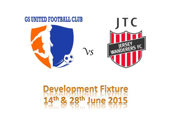 Development Fixtures vs JTC Jersey Wanderers