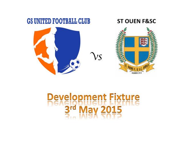 Development Fixture - St Ouen's FC Minis
