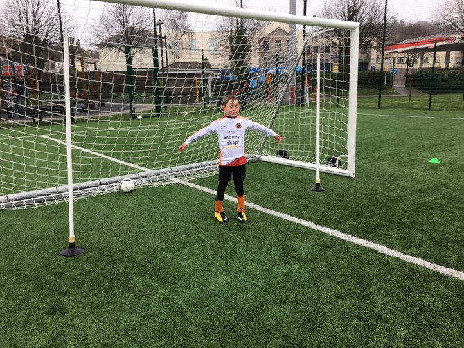 Goalkeepers sought!