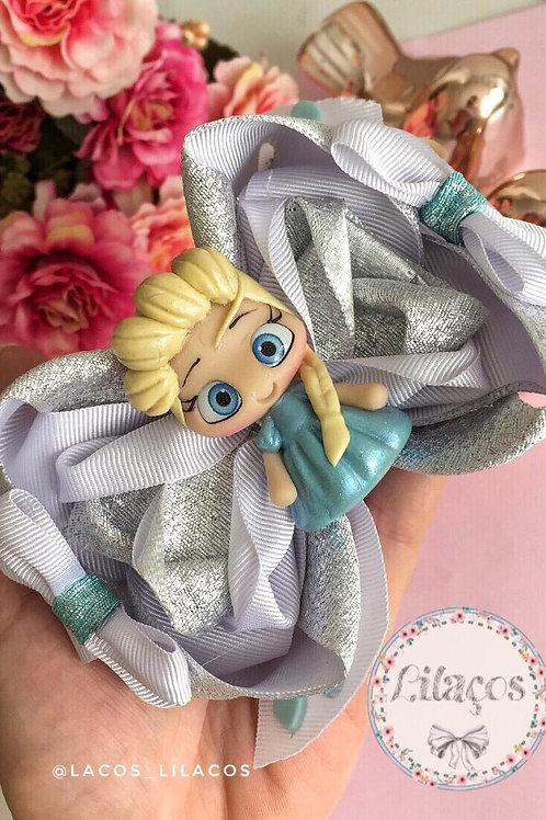 Laço Princesa Frozen