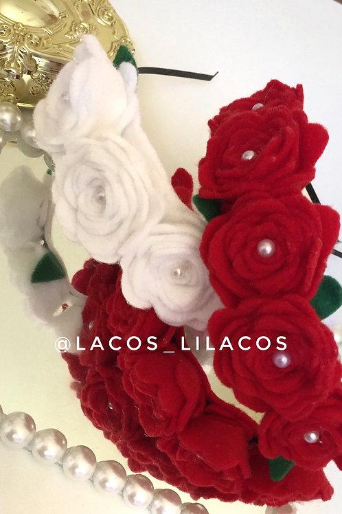 Tiara de flor und
