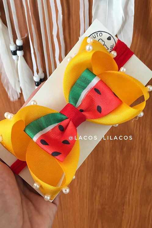 Laço melancia