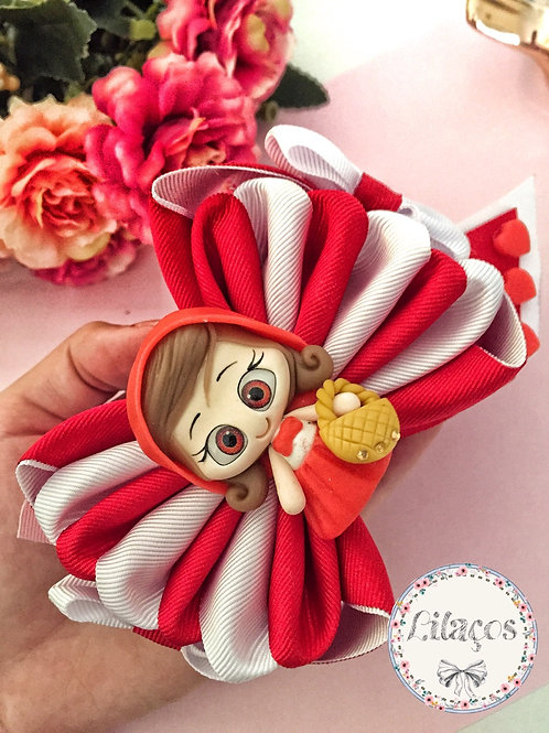 Laços Chapeuzinho Vermelho