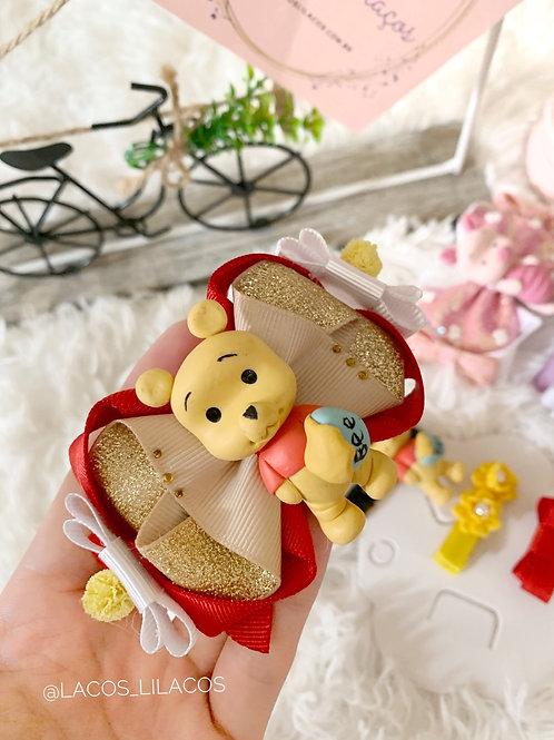 Laço Ursinho Pooh